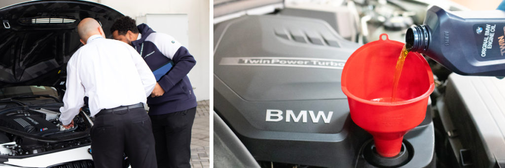 BMW Auto repair service