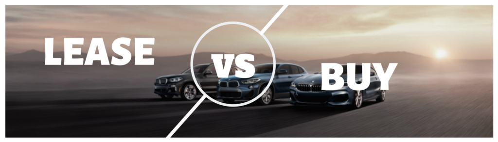 Leasing Vs. Purchasing a BMW Car in Greensboro, NC